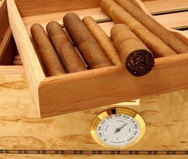 Zigarrenritual