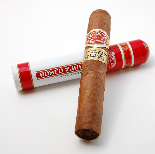 Churchill Zigarren