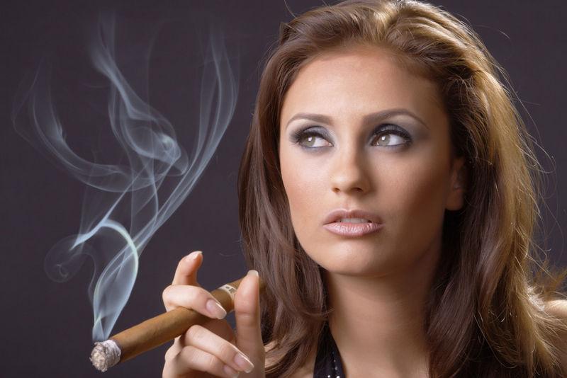 Wie raucht man richtig